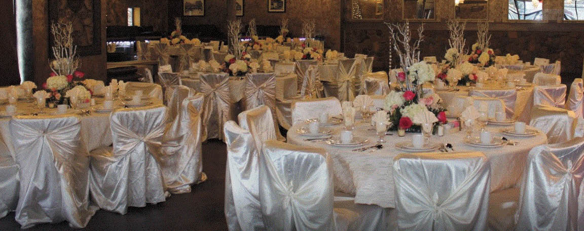 Picture of banquet room at Fayrouz Grill and Banquet in Garden City, MI