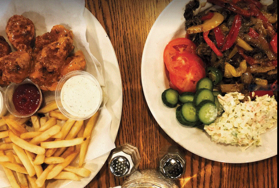 Picture of food at Fayrouz Grill and Banquet in Garden City, MI