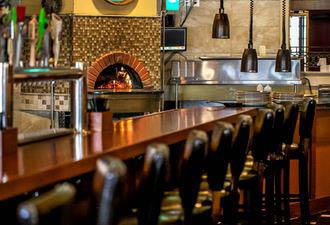 Fazzini's Taverna in Cockeysville Maryland bar