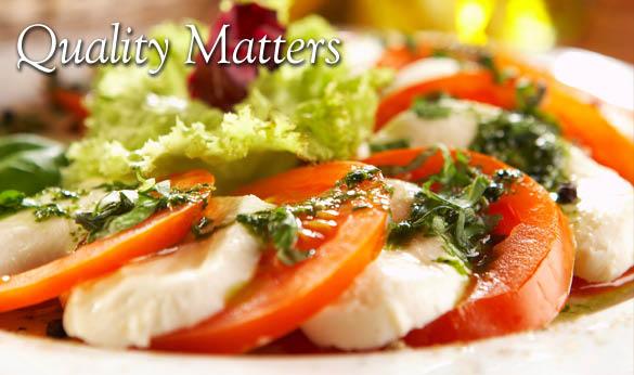 Luigi antipasto salad