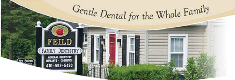 Feild Family Dentistry banner Kingsville, MD