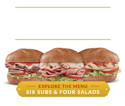 healthy subs available at Firehouse Subs
