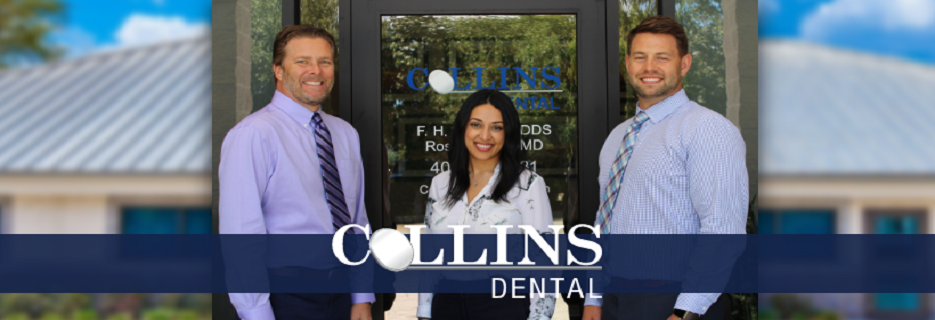 Collins Dental banner Winter Springs, FL