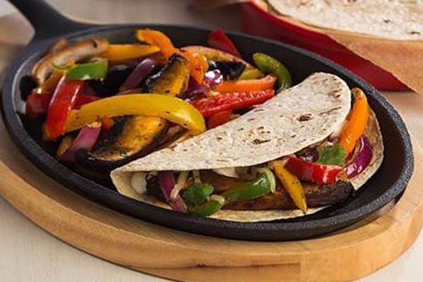 Fiesta Bar and Grill fajitas