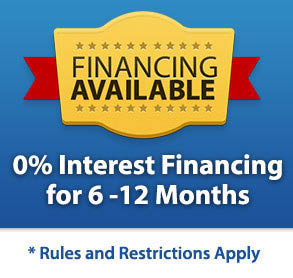 Financing Available at Window World