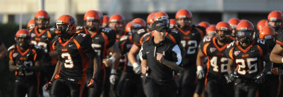university of findlay athletic department findlay ohio football hockey