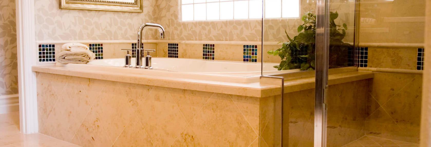 Finer Finish Tub & Tile Resurfacing tub photo