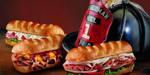 sub shops near me; firehouse subs in laurel, maryland