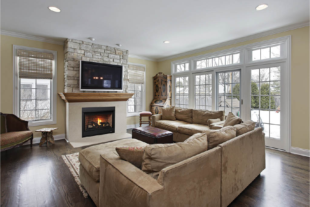 Indoor Fireplace from Fireplace LTD. in Milwaukee, WI