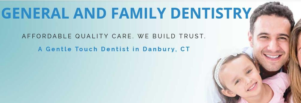 Danbury Dental Services in CT banner