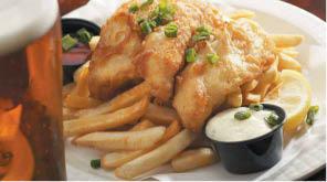 slatts pub bar and grill fish n chips blue ash ohio