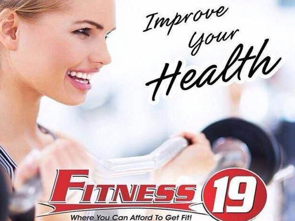 Fitness 19 training