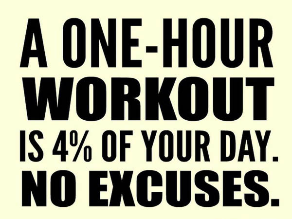 Fitness 19 no excuses