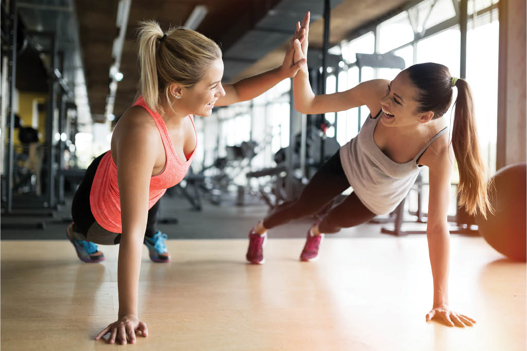 Women's Only Classes at Foundation Fitness in Sparta NJ