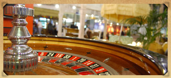 Enjoy exciting casino packages on land and sea
