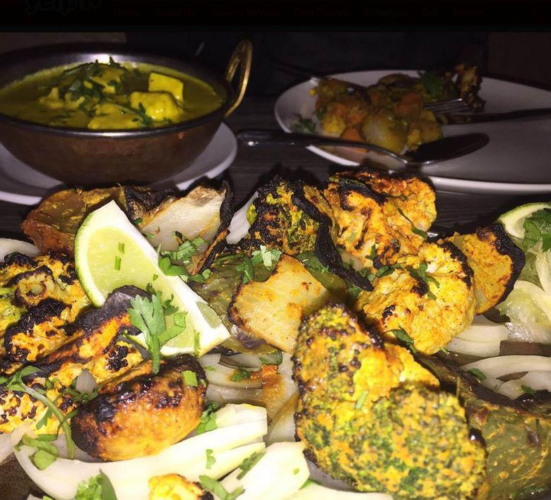 Indian Food, Sherman Oaks CA