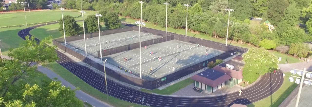 Flex Tennis in Winston-Salem, N. Carolina banner