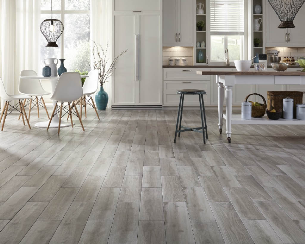 Whether you are looking for finished or unfinished hardwood or tile that looks like wood we have it.