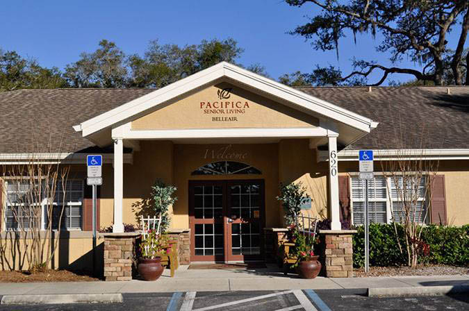 Pacifica Senior Living Belleair Clearwater FL