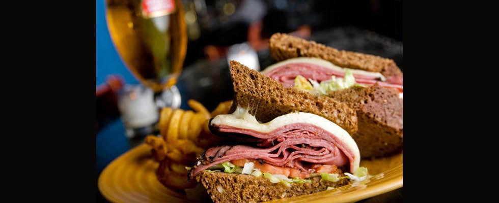 American Food & English Pub Menu at Houndstooth Pub