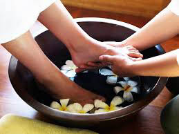foot massage, healing, massage; Arlington, VA