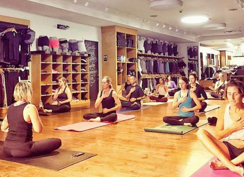 Forever Hart Fit, Yoga