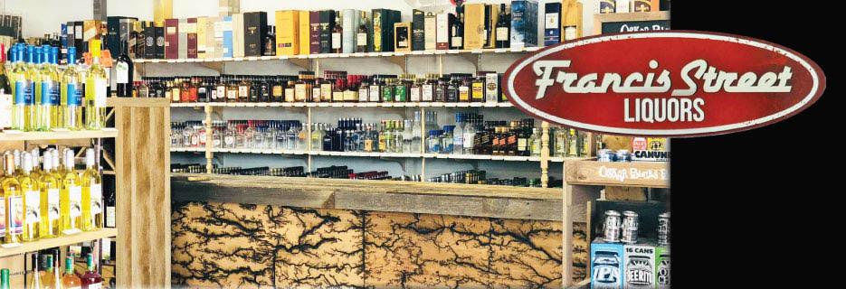 Francis Street Liquors Longmont, Colorado