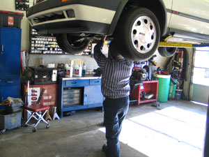oil change and routine maintenance in Reston, VA.