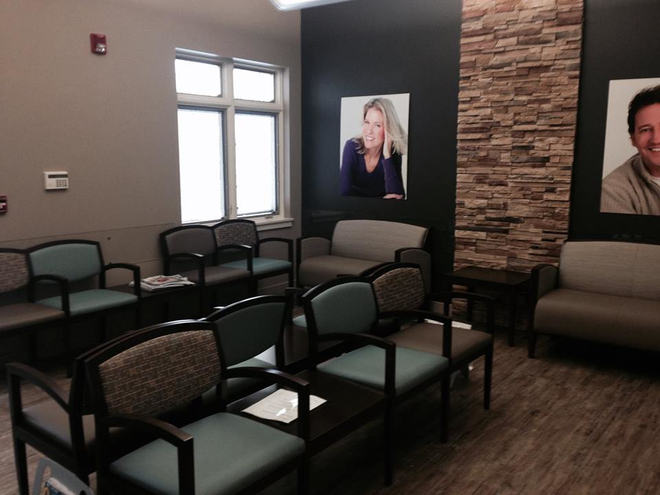 dr frankel dentistry toledo ohio waiting room