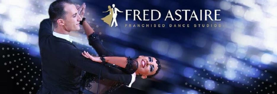 Fred Astaire Dance Studio banner Greensboro, NC