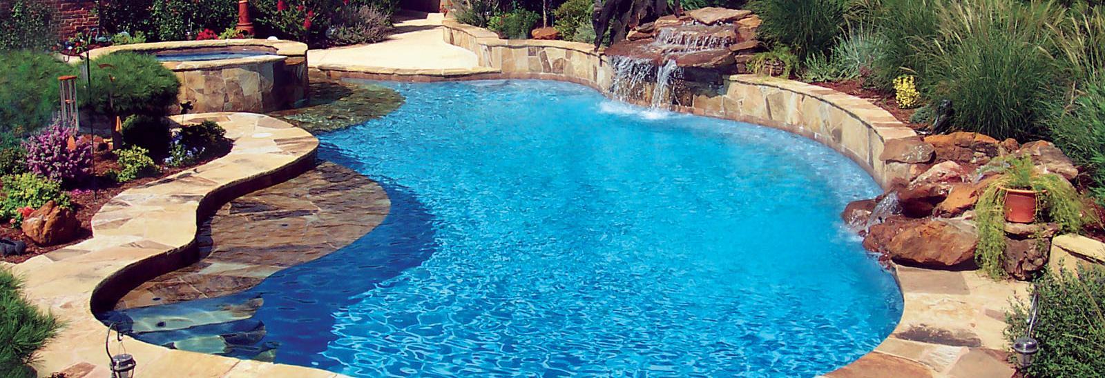 Blue Haven Pools & Spas in Flowood, MS banner