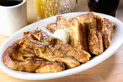 the best french toast, diners near me