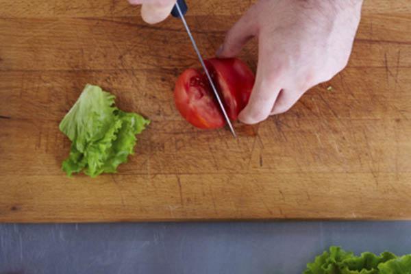 Fresh Kitchen fresh ingredients simplified.