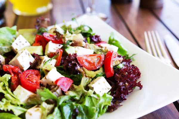 Fresh Kitchen healthy food.