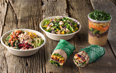 see our complete menu online at www.freshii.com