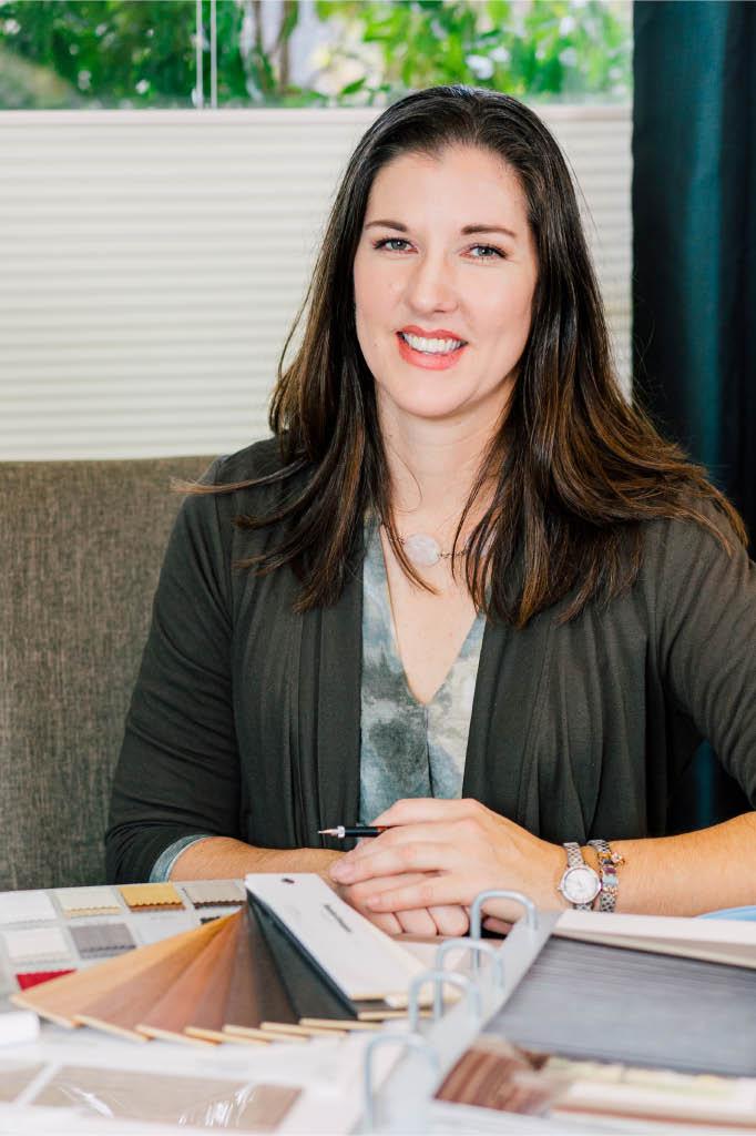 Jennifer Opatz designer interior design services color consulation