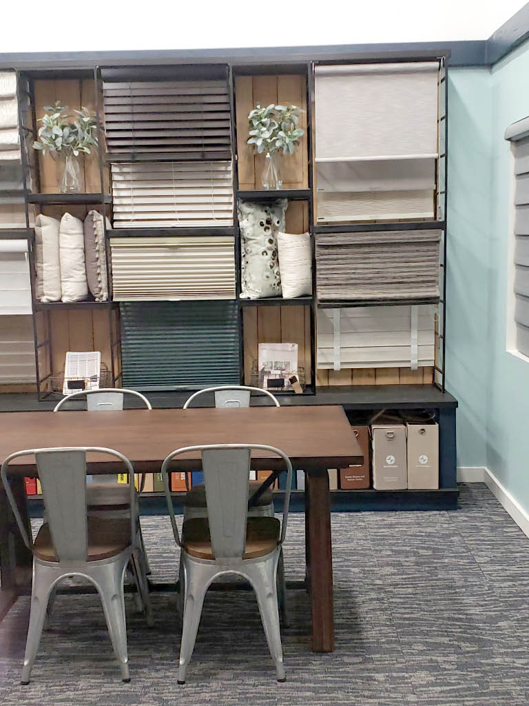 window blinds curtains colors fabric consultation drapes