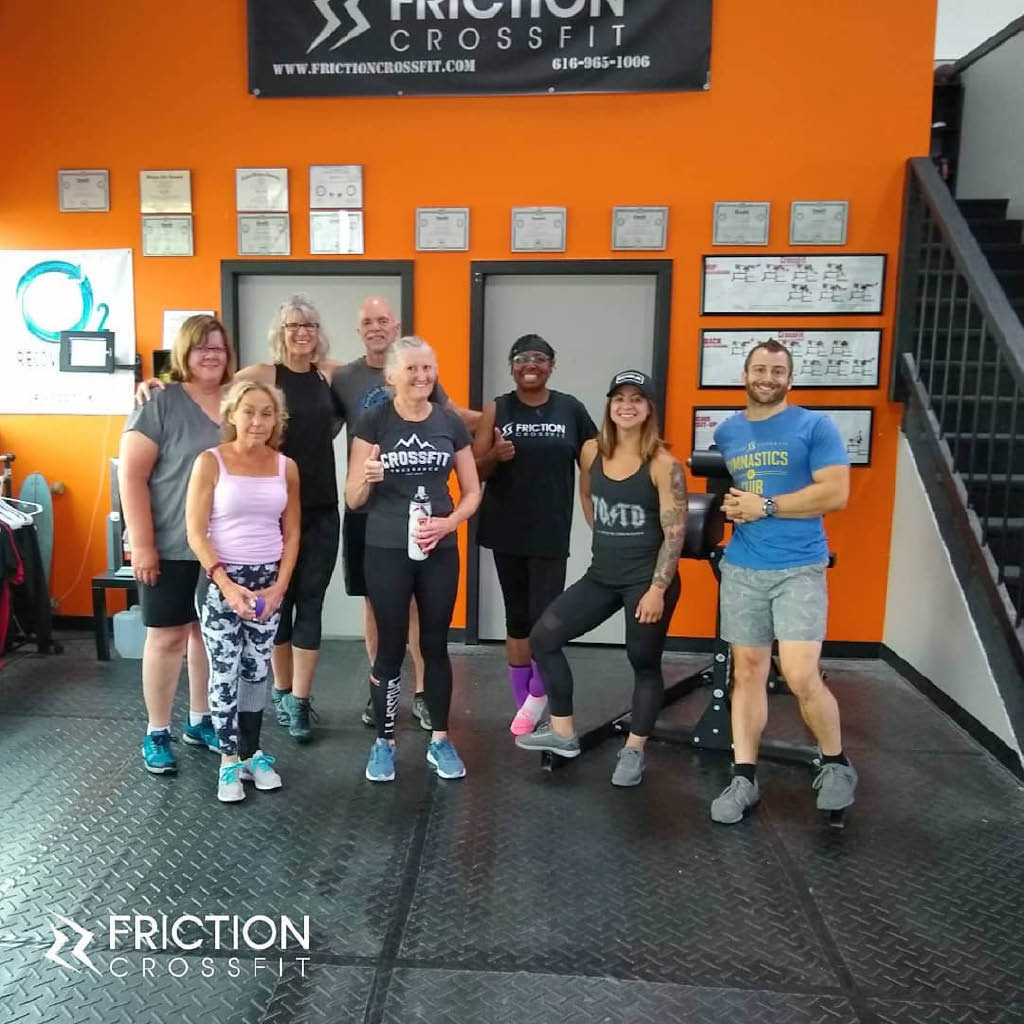 group and personal training coaches