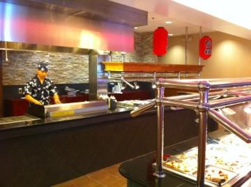 New Sushi Bar in Buffalo