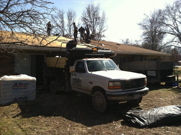 roofing gutter and insulation repair