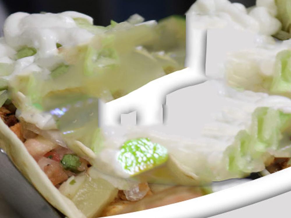 Fronteras Tapas food