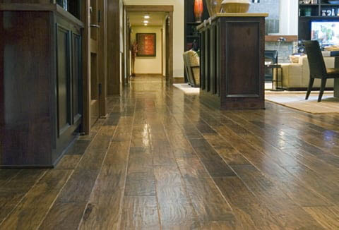 Get new hardwood floors in League City