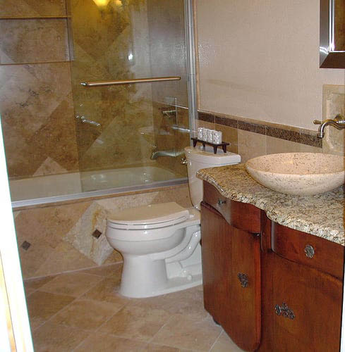 Let us upgrade your bathroom vanity in Cypress, TX