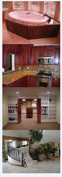 Get a bathroom remodel or a kitchen remodel in Spring, TX and Baytown