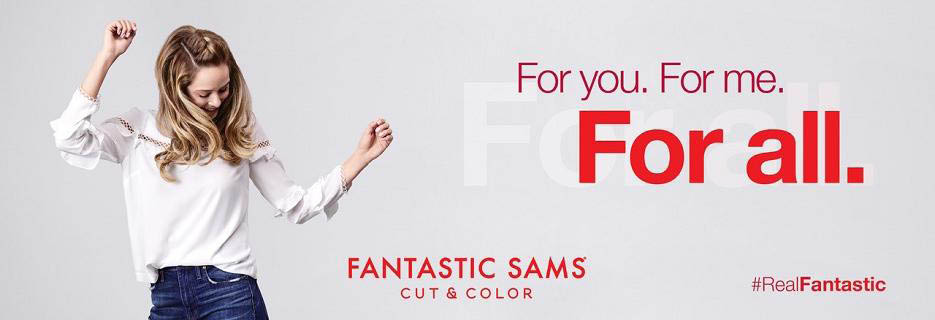 Fantastic Sams Cut & Color banner niceville & fort walton beach, fl