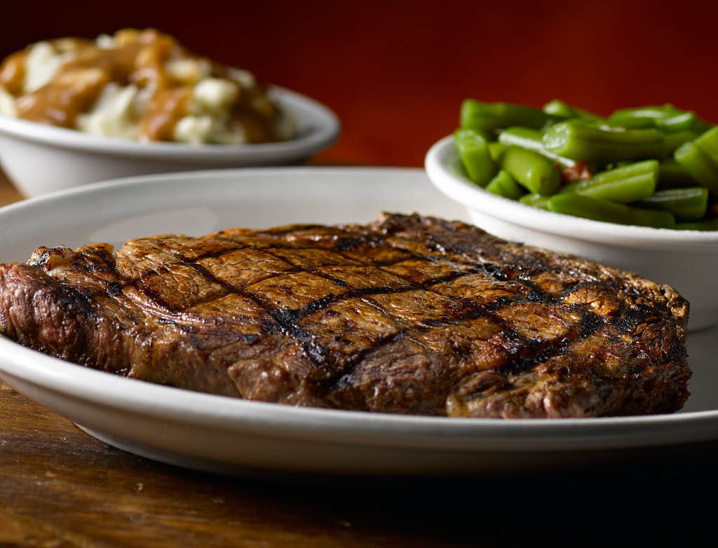 Texas Roadhouse Ribeye Steak
