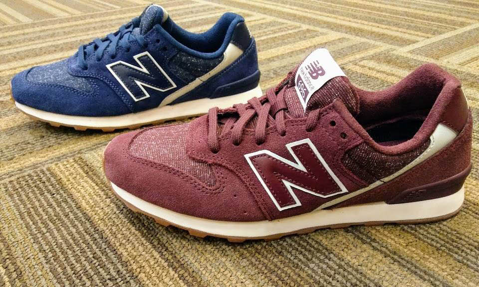 New Balance running shoes; sneakers; cross-training shoes