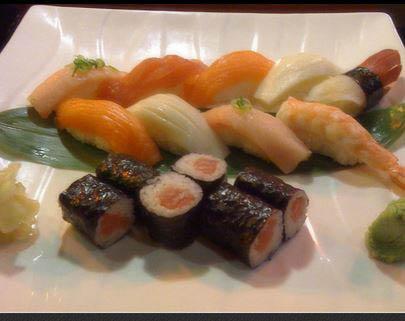 Sushi in Dayton