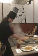 FUJI HIBACHI STEAKHOUSE, sushi, hibachi