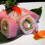 At Fuji Thai in Buffalo Grove, IL, our creative sushi rolls are made with only the freshest ingredients.